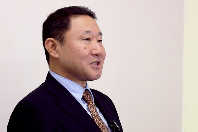 田辺 浩之 先生
